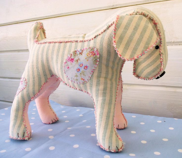 Sew A Cute Puppy Pillow Softie : Little Dog Sidney Softie Craft Pinterest Little dogs, Bustle and Sew