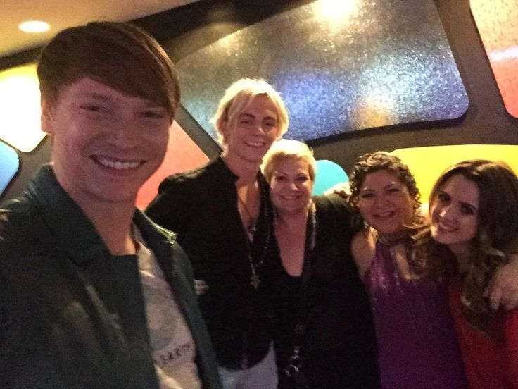 Aww! Cast of Austin and Ally