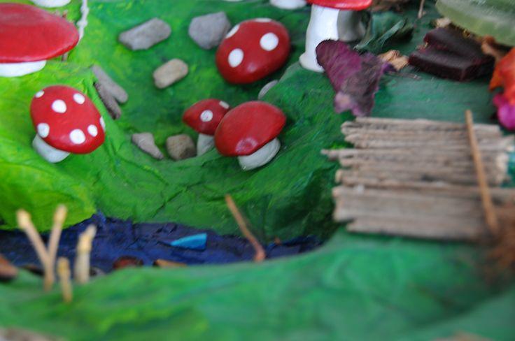 Building a set for a fairytale