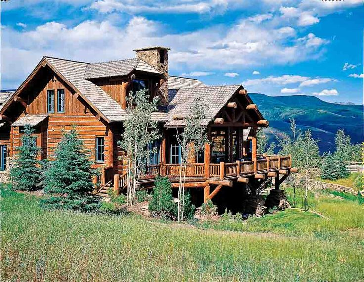 118 Best Images About Rocky Mountain Log Homes