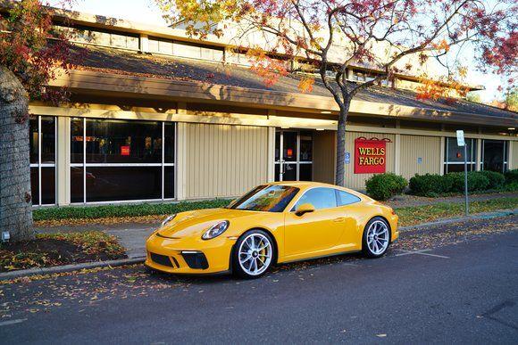 Pts Gt3 Touring For Sale Bay Area Signal Yellow Rennlist Porsche Discussion Forums Porsche Touring Porsche Gt3