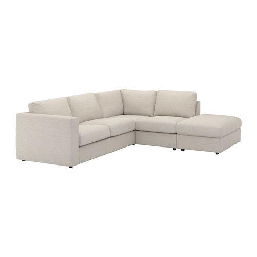 IKEA VIMLE corner sofa, 4-seat 10 year guarantee. Read about the terms in the guarantee brochure.