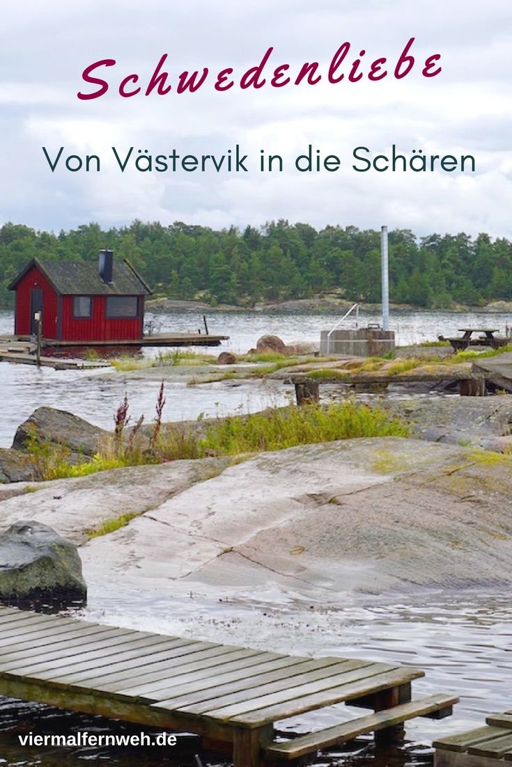 Kommt mit in die wunderschöne Welt der Schären an Schwedens Ostküste. Abfahrt mit dem Postboot ab Västervik. #Schweden #Natur #Sweden #Europa #Tipp #ReisenmitKind #Familienreise #Roadtrip #Ferien #Smaland #Schwedentipp #Urlaub