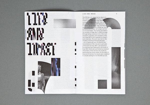 Hugo Wolf Lied Lab by tobias schererbauer, via Behance