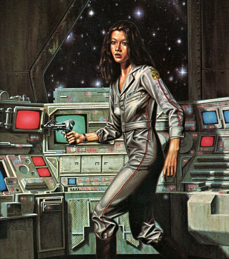 459 Best Retro Future Character Images On Pinterest: 943 Best Sci-Fi Sirens Images On Pinterest