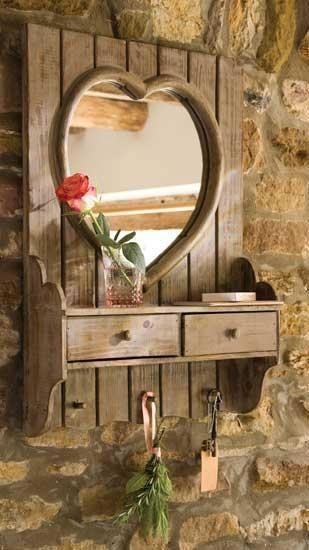 I love the mirror