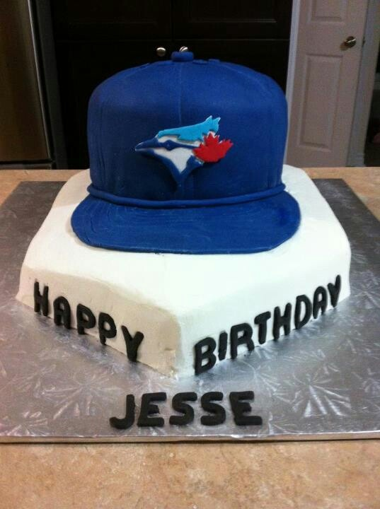Blue Jays Cake Images : 55 best images about Blue Jays Cakes & Sweets on Pinterest ...
