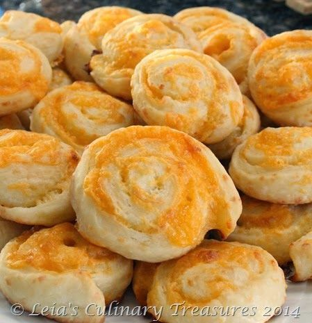 Mini cheese buns