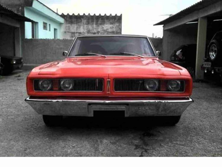 DODGE DART 1971                                                                                                                                                      Mais