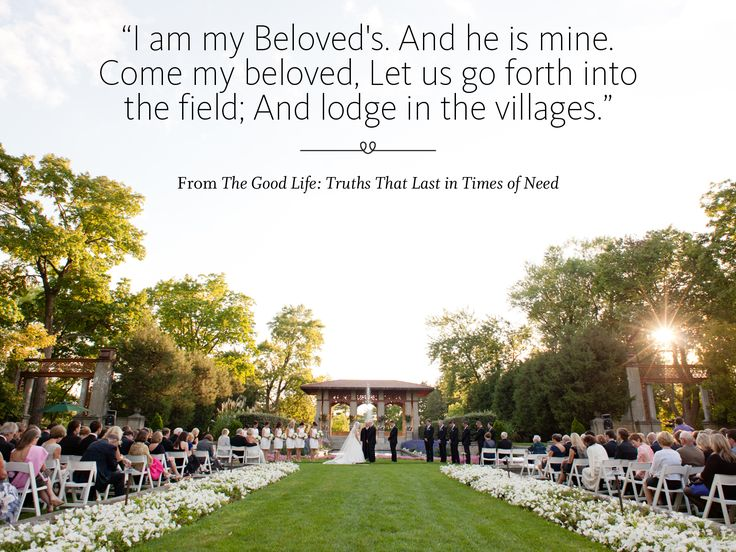44 Ceremony Readings You'll Love