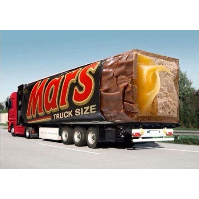 Truck wrap #guerrilla_marketing #Street_Marketing