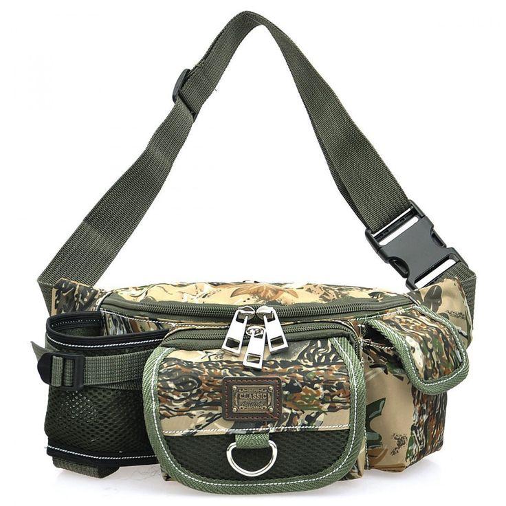 Piscifun Fishing Bag Portable Outdoor Fishing Tackle Bags Multiple Waist Bag Fan 609015872994 | eBay