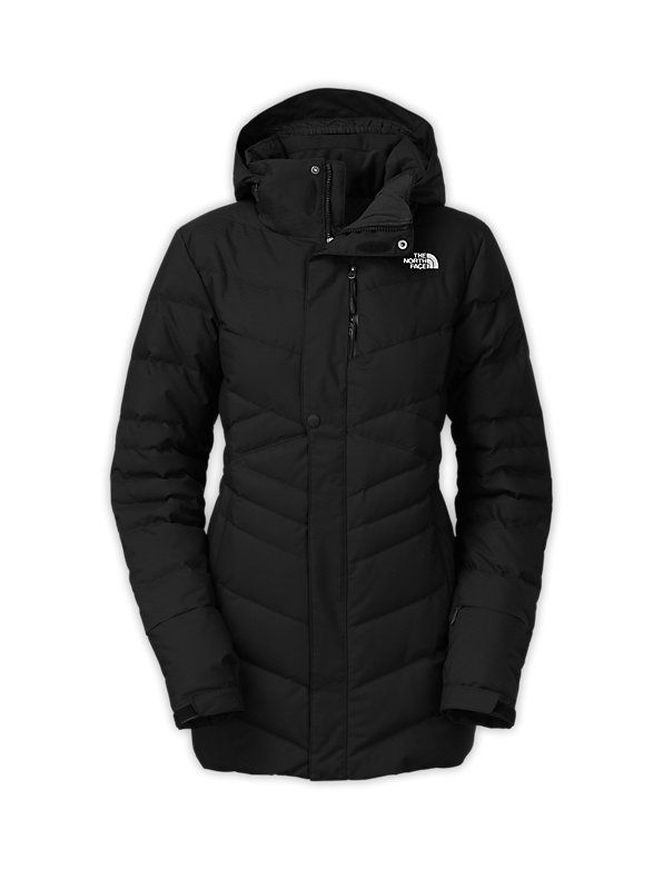 The North Face Women's Jackets & Vests WOMEN'S GRETA DOWN JACKET