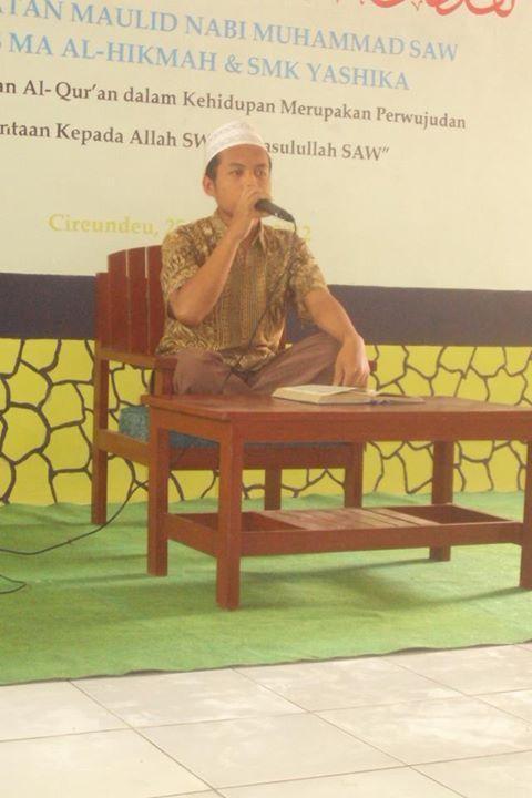Acara Tasyakuran 2013