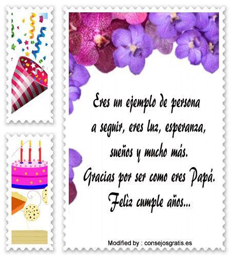 descargar frases bonitas de cumpleaños para mi Papà,descargar mensajes de cumpleaños para mi Papà:  http://www.consejosgratis.es/bonitas-frases-de-cumpleanos-para-un-padre-que-esta-en-el-cielo/
