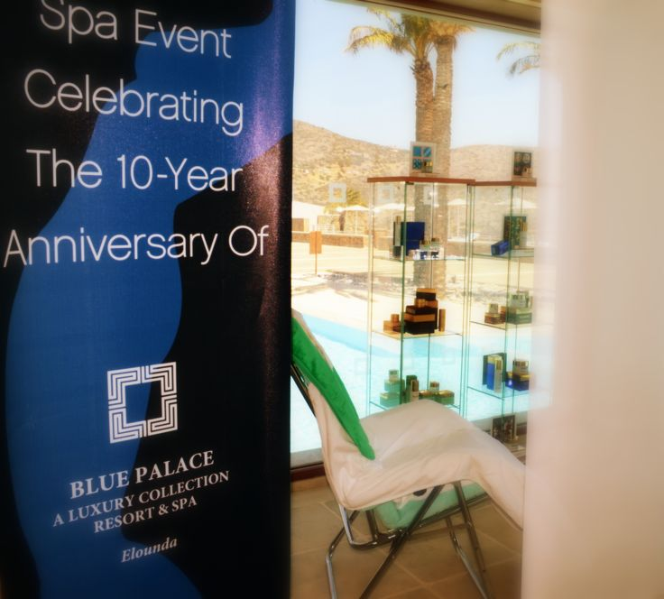 Pop-up Spa by Valmont at Blue Palace