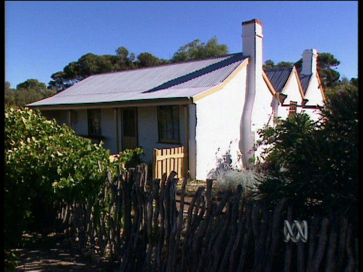 Travelling back in time to a 19th century cottage. Video clip from ABC Splash.