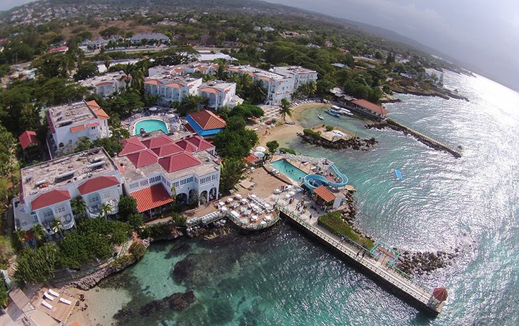 Franklyn D. Resort, Jamaica, comes with a vacation nanny!
