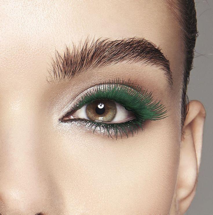 Oriflame Very Me Extenda Colour Mascara Green