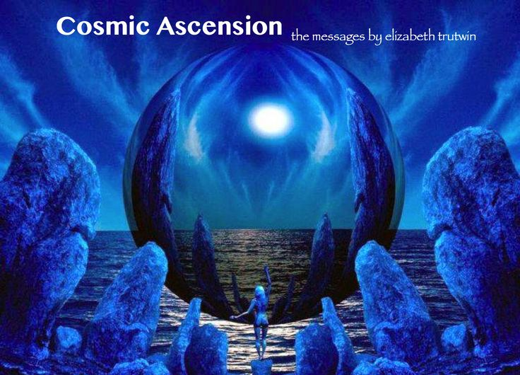 Earth's Ascension and how the event will unfold