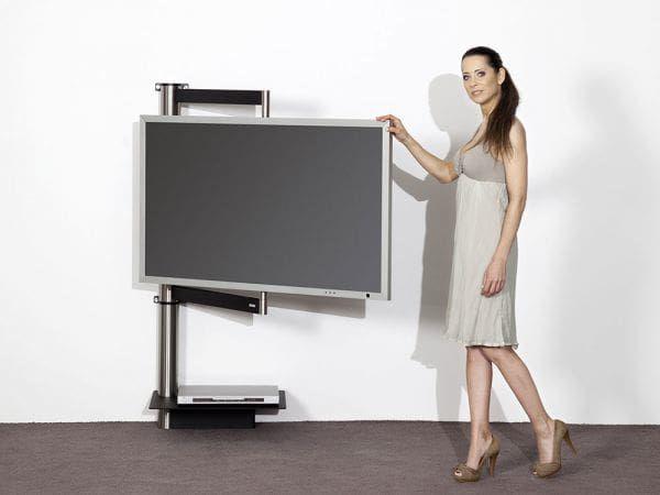 Wissmann Raumobjekte Tv Wand Halterung Art 112 Ambiente Mit Model