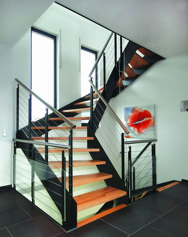 15 best images about escalier 2 4 on pinterest stairs photos and style. Black Bedroom Furniture Sets. Home Design Ideas