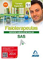 Este Manual está concebido para la adecuada preparación de las pruebas de acceso a la categoría de Fisioterapeutas del Servicio Andaluz de Salud, conforme al Nuevo Temario aprobado para las OPE 2013 y 2014.