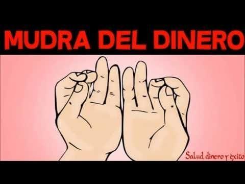 ACTIVA EL FLUJO DEL DINERO y QUITA LOS BLOQUEOS con este MUDRA para ATRAER DINERO!!! - YouTube