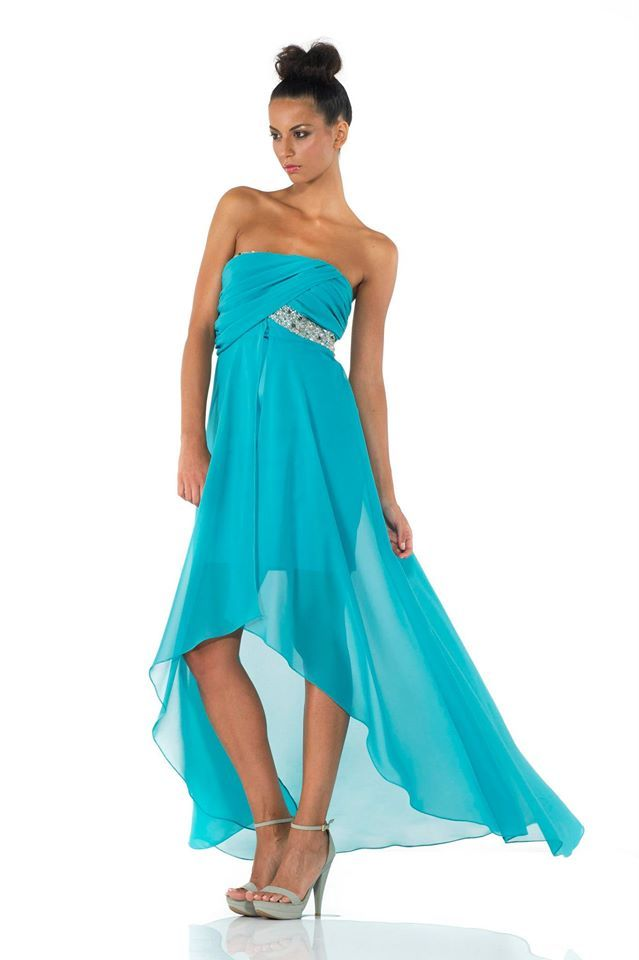 #glamour #fashion #springsummer 2014 #woman #girl #cocktaildress  #partydress #dress #longdress #abitoelegante #blue #turchese #aperitif #nigthandday