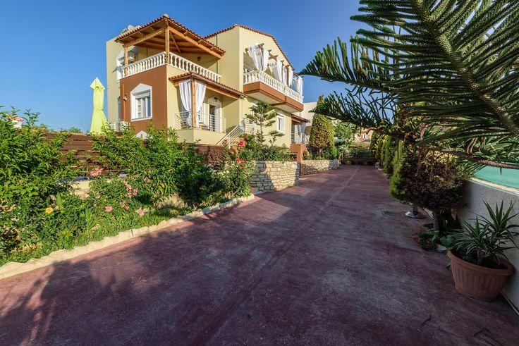Book your next stay in villa Apollon and get 20% discount! http://www.summerholidayssfakakicrete.gr #greece #creta #holidays #relaxation