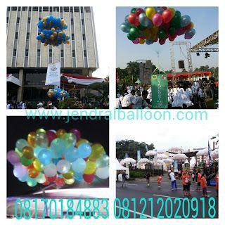 PUSAT BALON GAS: Jual Balon Pelepasan / Balon Gas Murah Di Jakarta 08170184883
