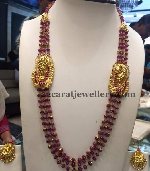 Beads Chains by Premraj Jewellers | Jewellery Designs