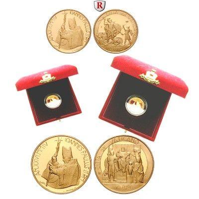 Vatikan, Johannes Paul II., 20 Euro und 50 Euro 2004, 19,43 g fein, PP: Johannes Paul II. 1978-2005. 20 Euro und 50 Euro 19,43 g… #coins