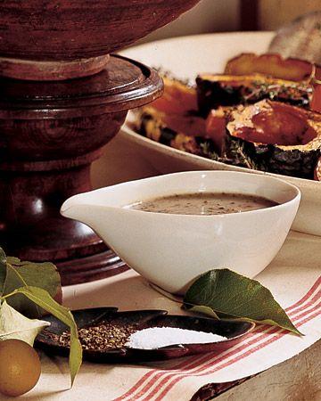 vegetarian mushroom gravy #vegetarian #thanksgiving
