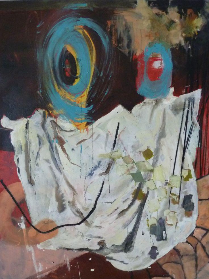"""Google Face"" by Matt Arbuckle"