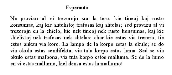 Image result for esperanto language