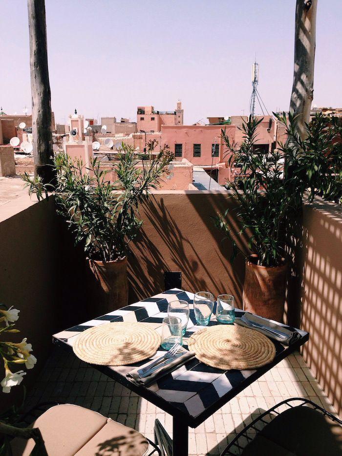 Le restaurant Nomad, à Marrakech - Le Maroc de Tamy Emma Pepin: retour en images