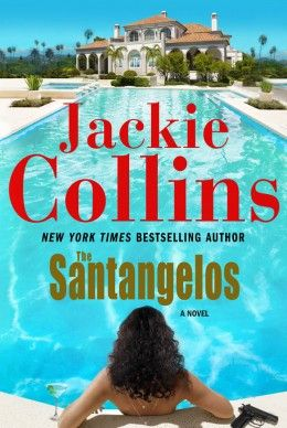 Summer reading 2015>> The Santangelos by Jackie Collins