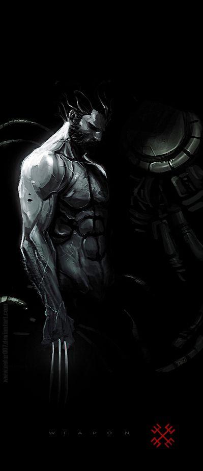Wolverine | Dexter Soy