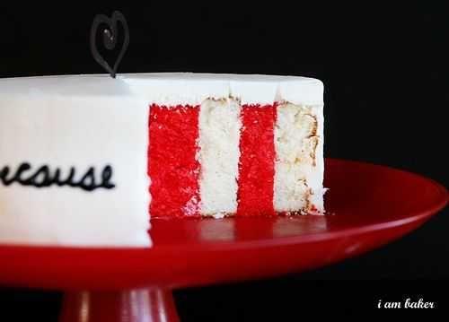 Vertical cake tutorial