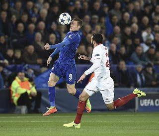 Blog Esportivo do Suíço:  Com Schmeichel decisivo, Leicester faz história ao avançar às quartas