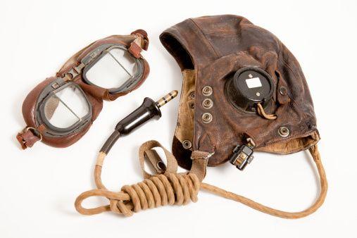 1930's pilots gear