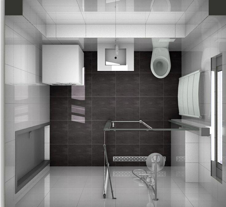 meer dan 1000 afbeeldingen over 3d badkamer ontwerpen op