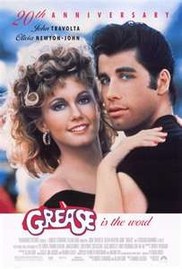 Grease was and is one of my favorite movies of all times!