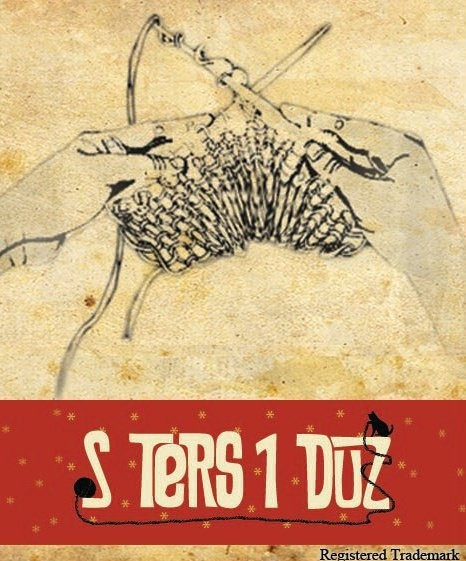 2 ters 1 duz registered trade mark by ipek arnas