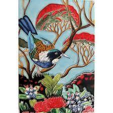 Image result for new zealand art ceramic tiles