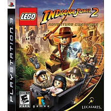 """LEGO Indiana Jones 2: The Adventure Continues for Sony PS3 - LucasArts Entertainment - Toys """"R"""" Us"""