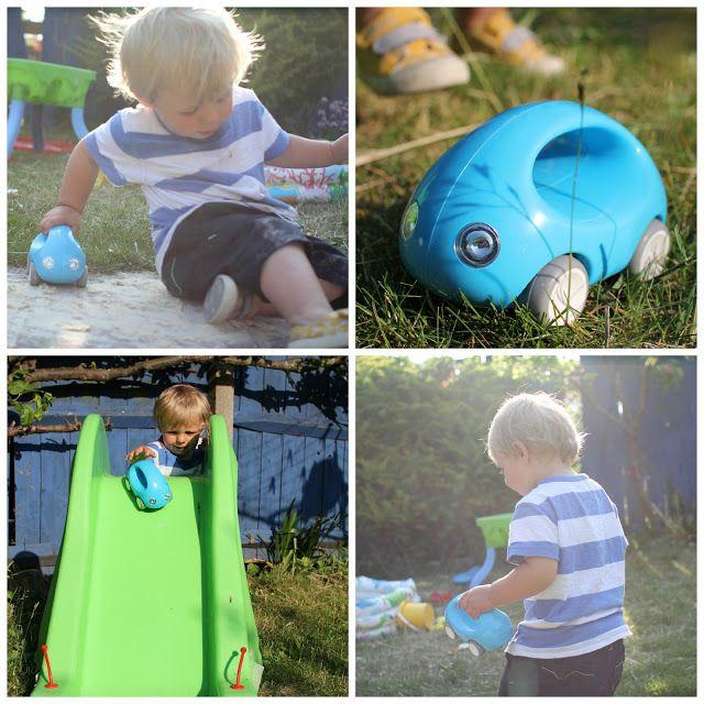 Mummy's Little Blog: Kid O Go Car Review
