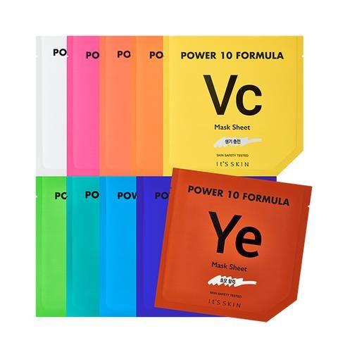 [It's Skin] Power 10 Formula Mask Sheet (10 PCS)