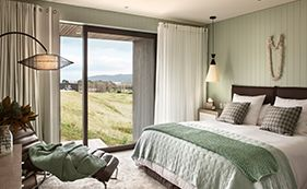 Accommodation The Kinloch Club Lodge and Villas